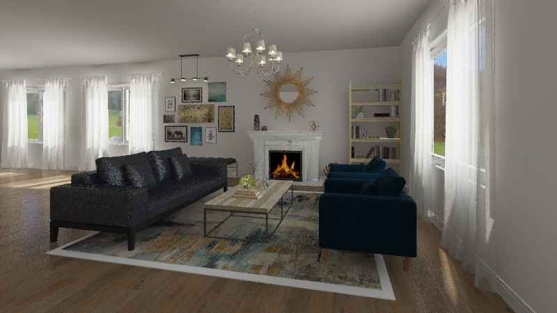 Design Final Interior Design Render