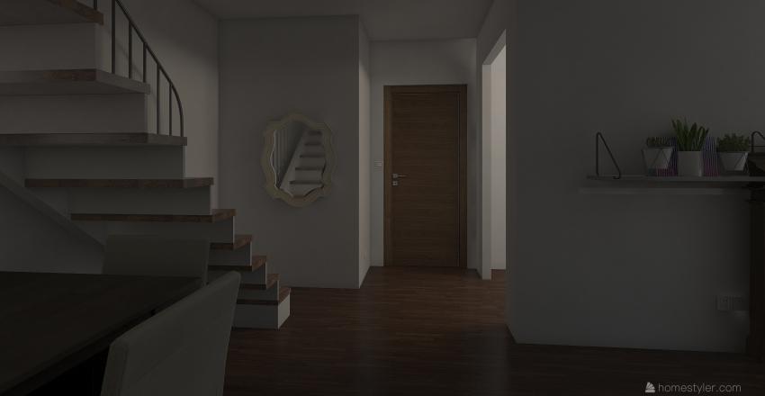 fam 7  Interior Design Render