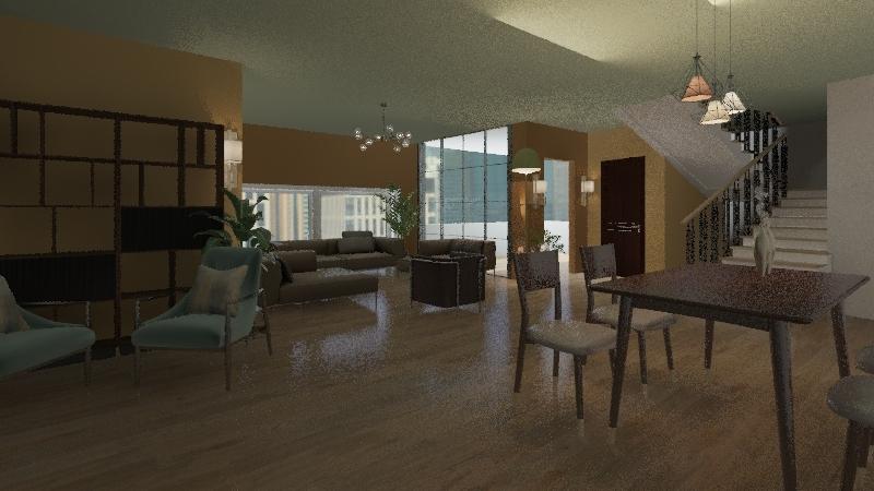 thomas Interior Design Render