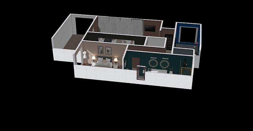maison2 Interior Design Render