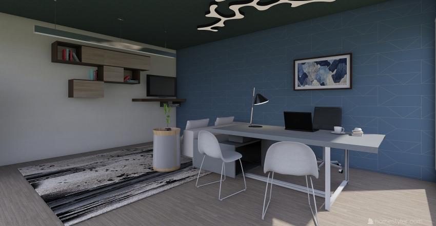 oficina primbay11 Interior Design Render