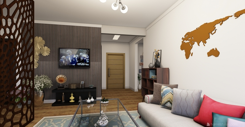 Lavhaugn Interior Design Render