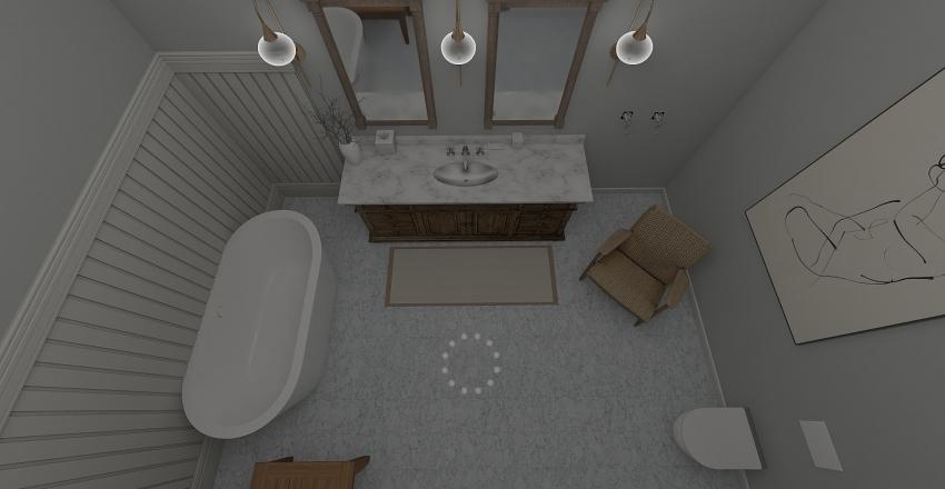 Квартира №1 Interior Design Render