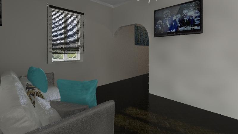 fashion design Ferm Interior Design Render