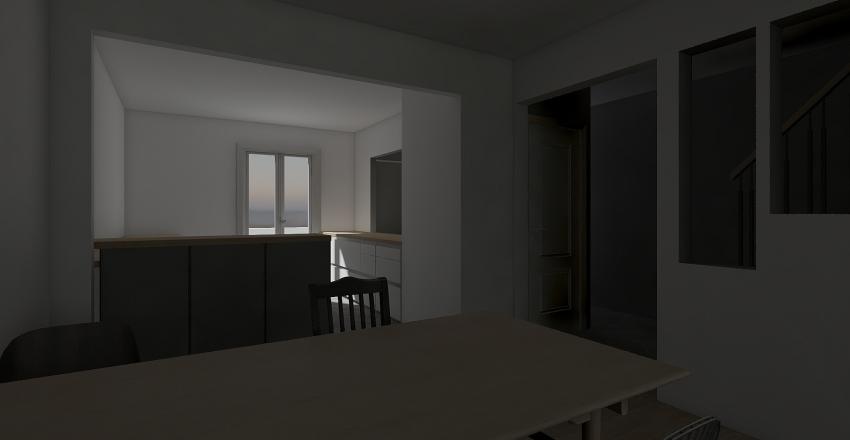 VILLA WIMEREUX 11 Interior Design Render
