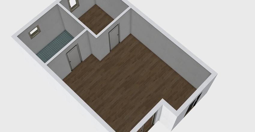 st 3 pazova Interior Design Render