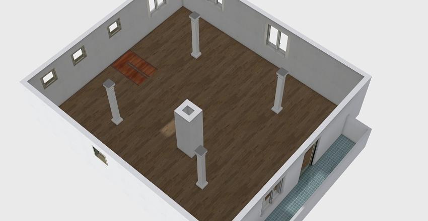47010. Interior Design Render