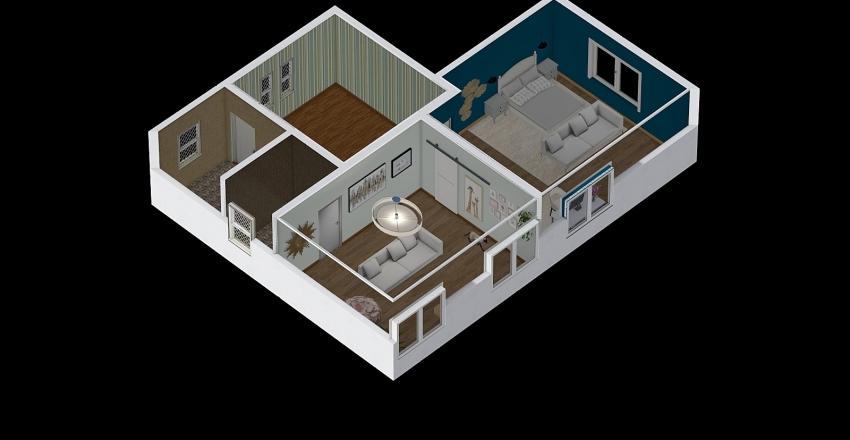 o Interior Design Render