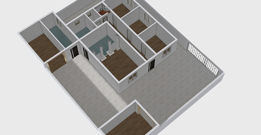 47010 Interior Design Render