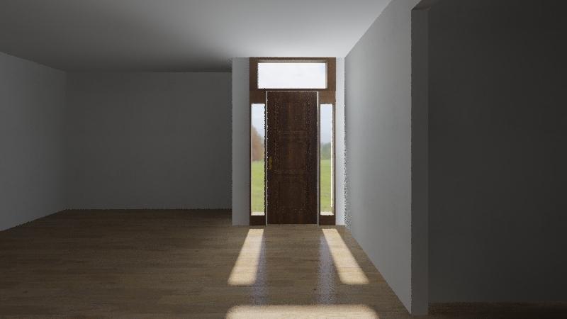 GW LOVE Interior Design Render