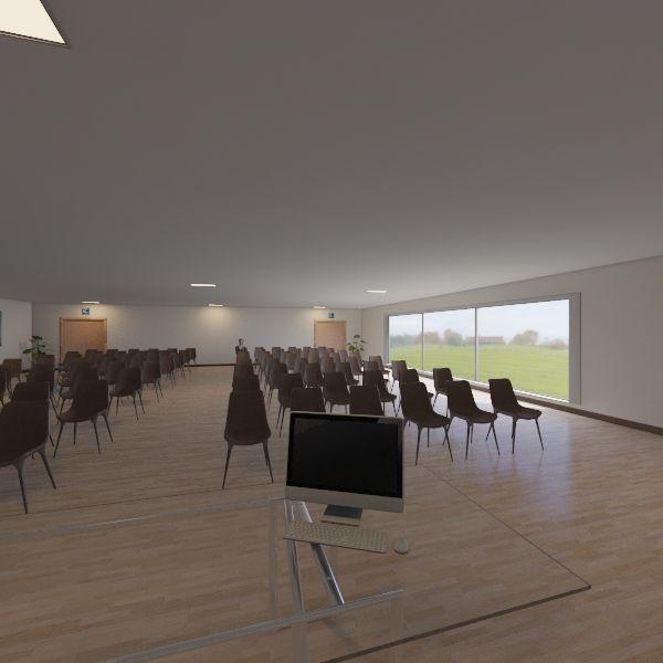 AULAMAGNA_1 Interior Design Render