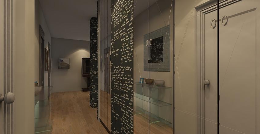 via tresseno 3° progetto E Interior Design Render