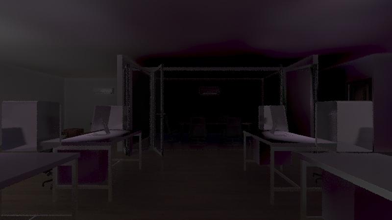opm Interior Design Render