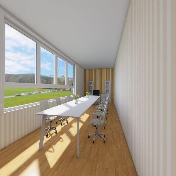 conference hall Interior Design Render