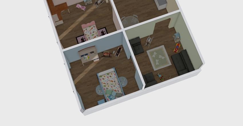 theyellowplan Interior Design Render