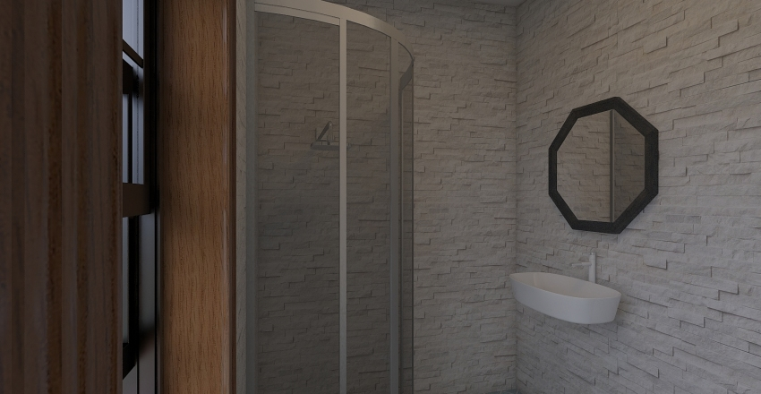 bagno  Interior Design Render