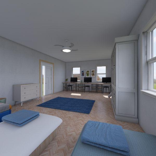 orphan inch Interior Design Render