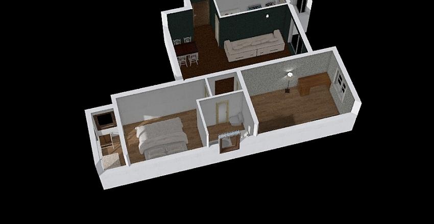 eric flippen Interior Design Render