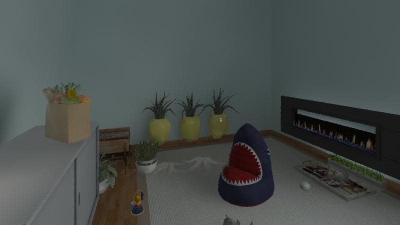 Template3 remodel Interior Design Render