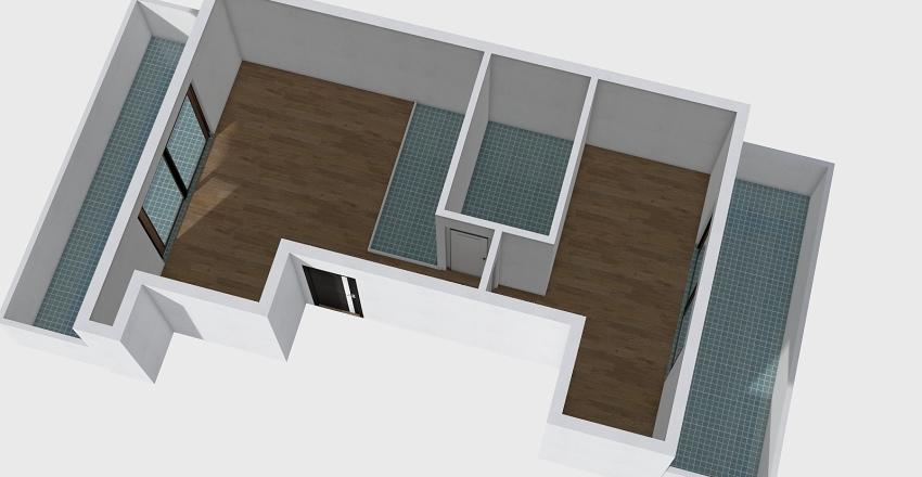 ZADNJI DESNO Interior Design Render