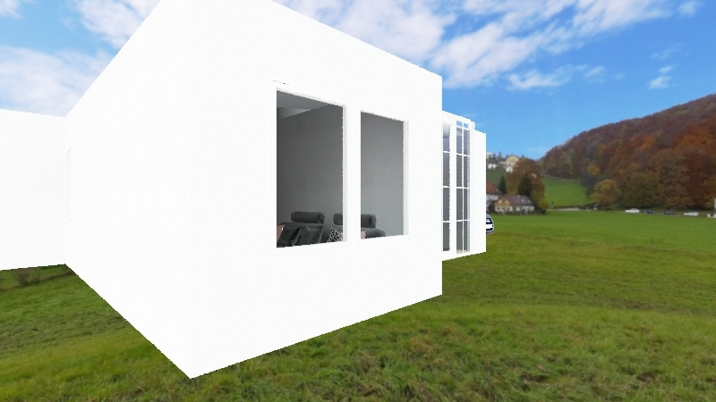 Casa Rita Azul Lee PRONTO Interior Design Render