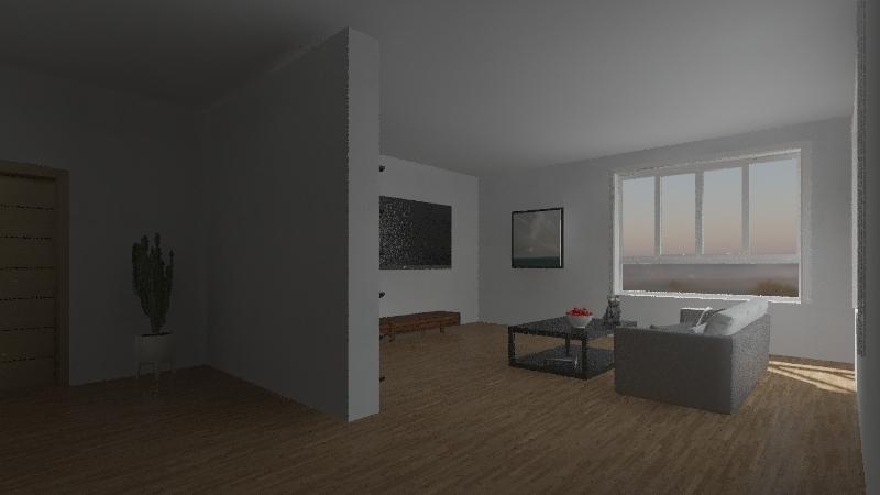 mi casa 1 Interior Design Render