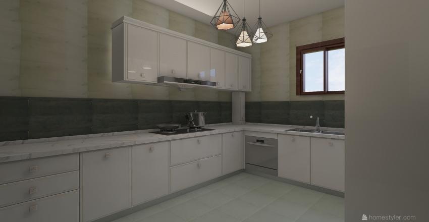 fyfy Interior Design Render