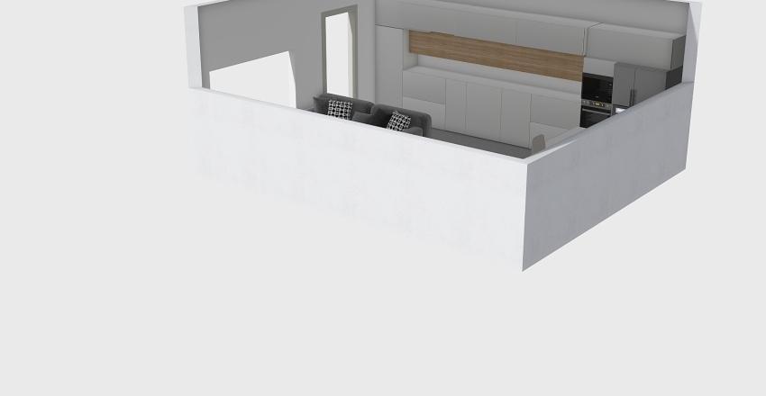 11GAL Interior Design Render