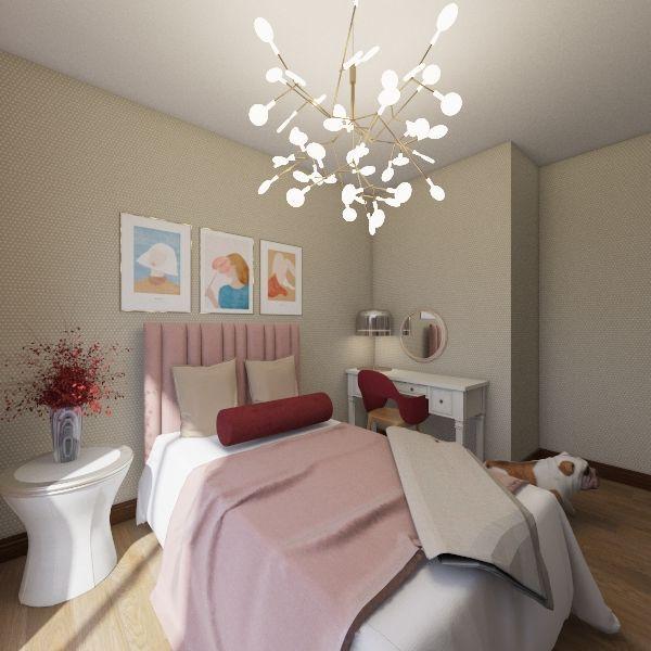 Wojcieszki Interior Design Render