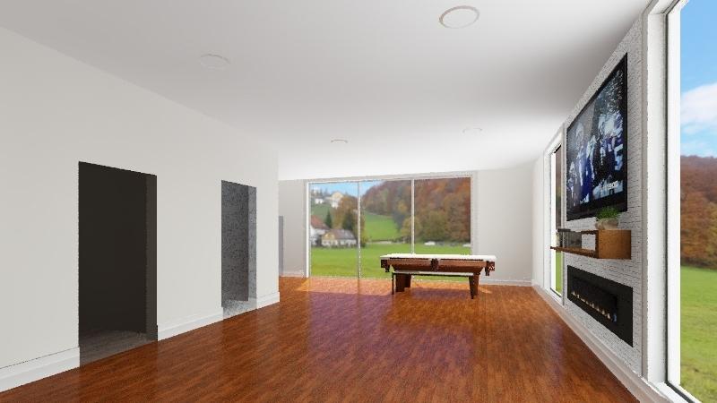 AD125 Interior Design Render
