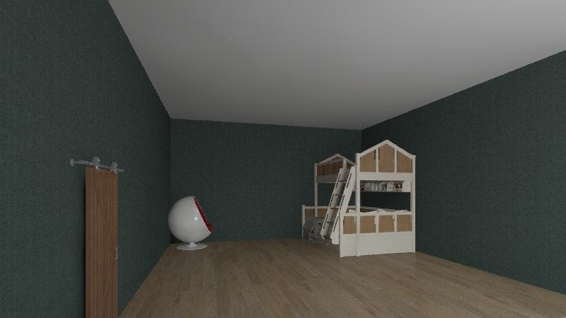 ftufu Interior Design Render