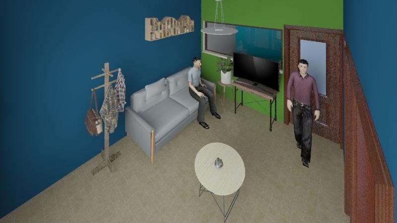 ESDA Interior Design Render