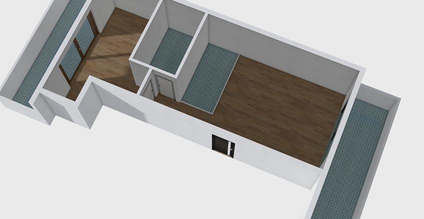 ZADNJ LIJEVO Interior Design Render