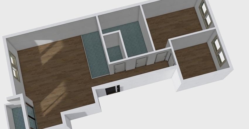 PREZADNJI DESNO Interior Design Render