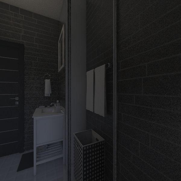 mieszkanie Ilonka Interior Design Render