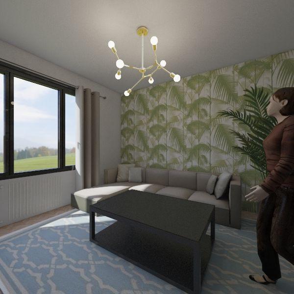 Katowice1 Interior Design Render