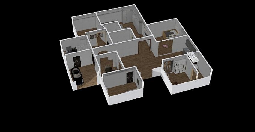 eeek Interior Design Render