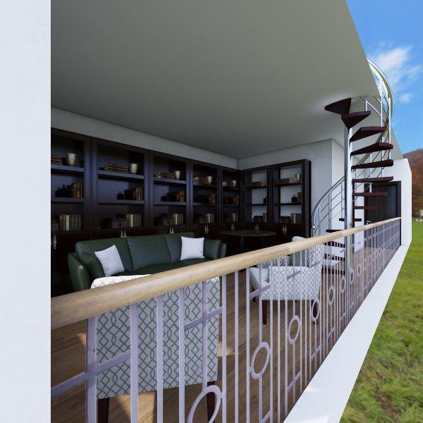 Teewinot - 2nd level Furniture Interior Design Render