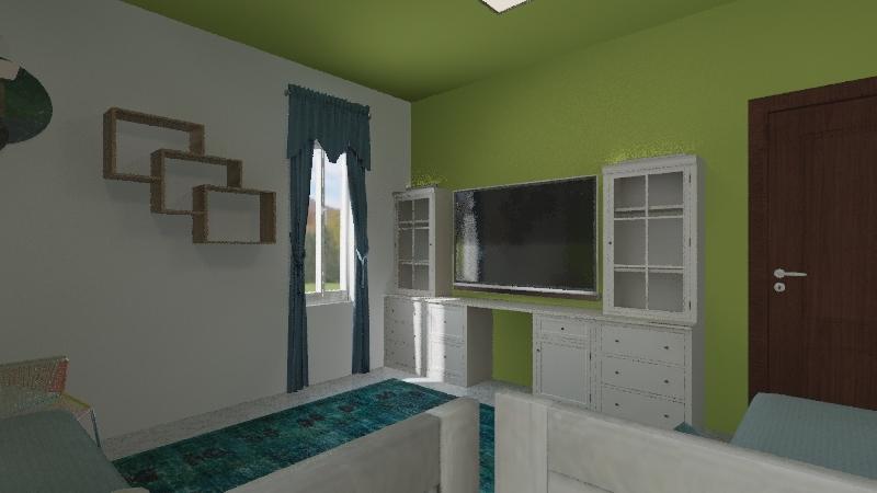 room222 Interior Design Render