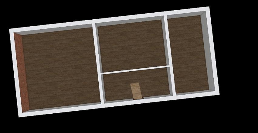 Adaptacja budynku II Interior Design Render