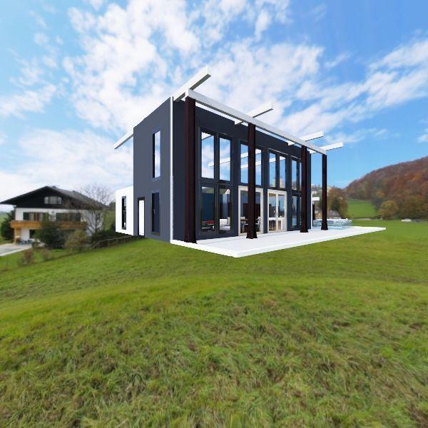 Teewinot - Main Render Interior Design Render