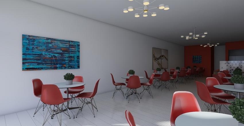LA BARTACOA Interior Design Render