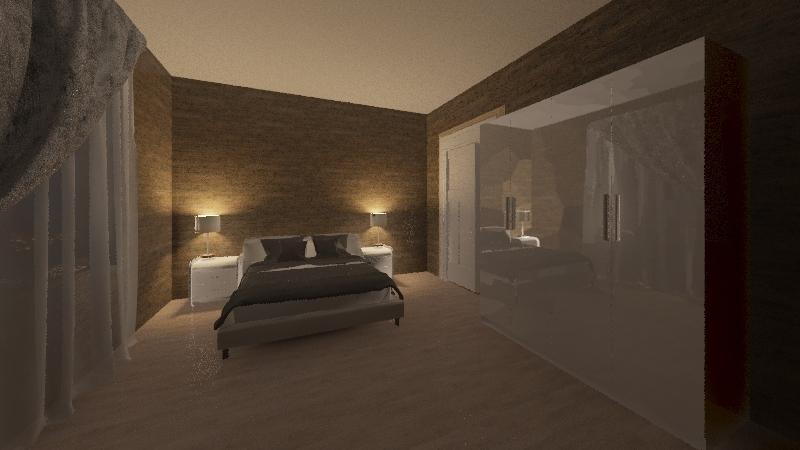riccardo ustameta Interior Design Render