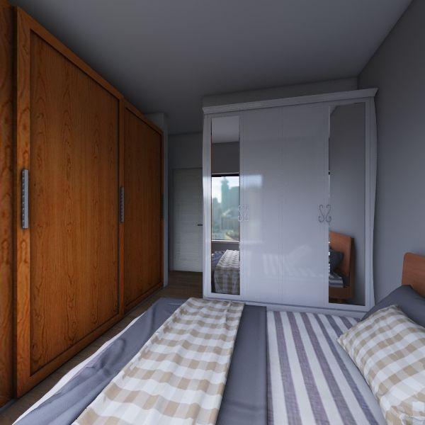 Via Cancun 1505 Interior Design Render