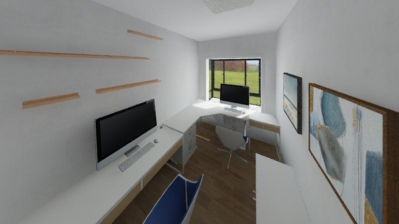 Greenview Interior Design Render