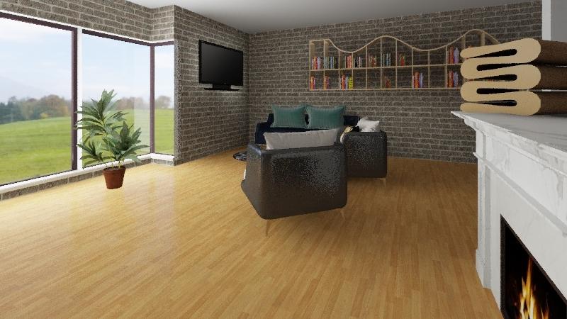 Labworth Road mod Interior Design Render
