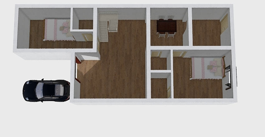 SPB Interior Design Render