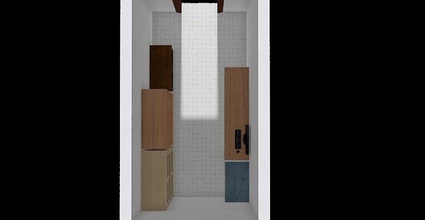 CR - 01 Interior Design Render