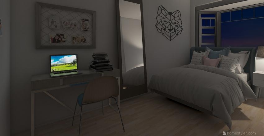 apartment 10 Interior Design Render