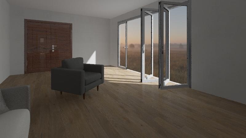 Matteo Levorin Interior Design Render
